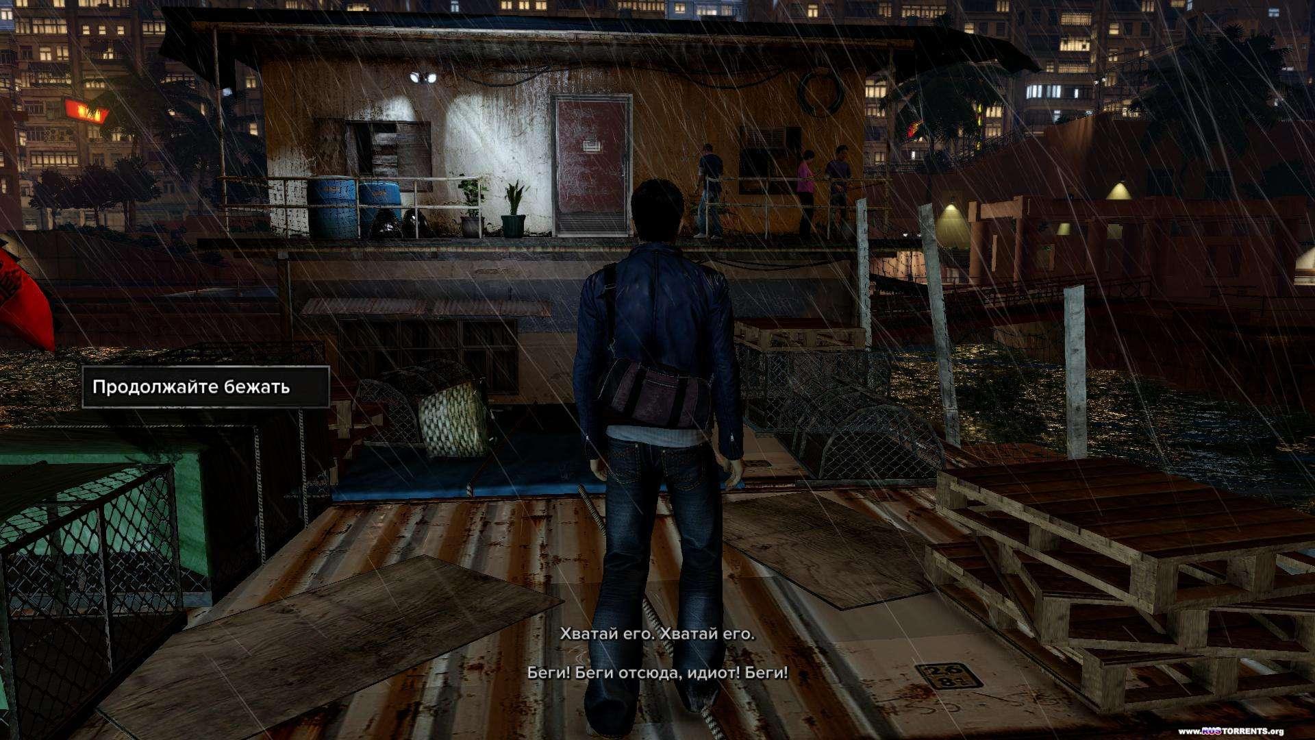 Sleeping Dogs.v 2.0 + 24 DLC (Новый Диск) (RUS  ENG, CHN)  [Repack] от Fenixx