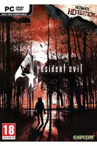 Resident Evil 4 Ultimate HD Edition [v 1.0.6] | PC | RePack от xatab