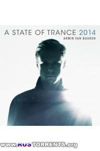 VA - A State Of Trance 2014 (Mixed By Armin van Buuren) (Split + Continuous Mix)