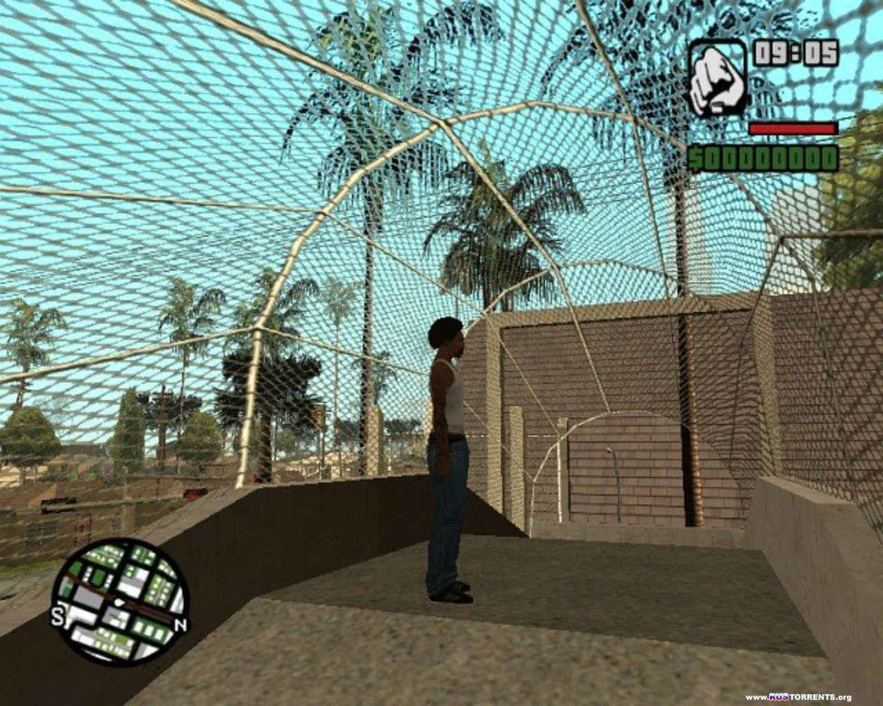 Grand Theft Auto: San Andreas | Linux