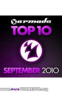 VA - Armada Top 10 September 2010