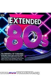VA - Extended 80s - The Definitive 12inch Collection | MP3