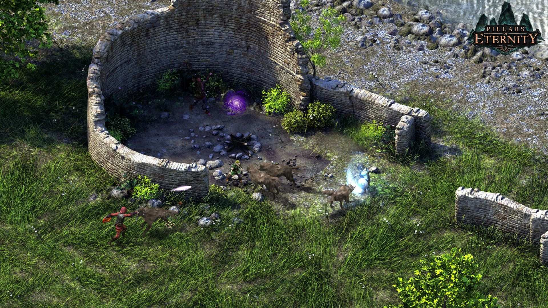 Pillars Of Eternity [v 1.0.2.0508] | PC | RePack от R.G. Механики