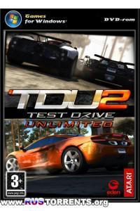 Test Drive Unlimited 2 | PC | Lossless Repack от R.G. Catalyst