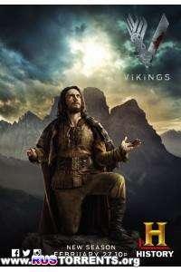 Викинги [02 сезон: 01-10 серии из 10] | WEB-DLRip | BaibaKo