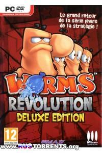 Worms Revolution | RePack от R.G. Catalyst