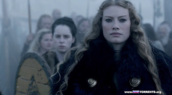 Викинги [02 сезон: 01-10 серии из 10] | WEB-DLRip | AlexFilm