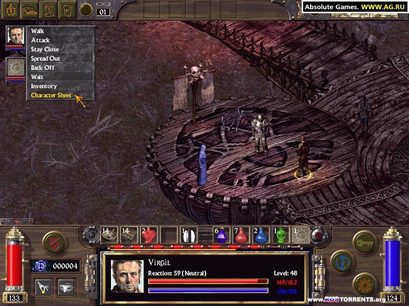Arcanum: Of Steamworks and Magick Obscura | РС | RePack от R.G. Механики