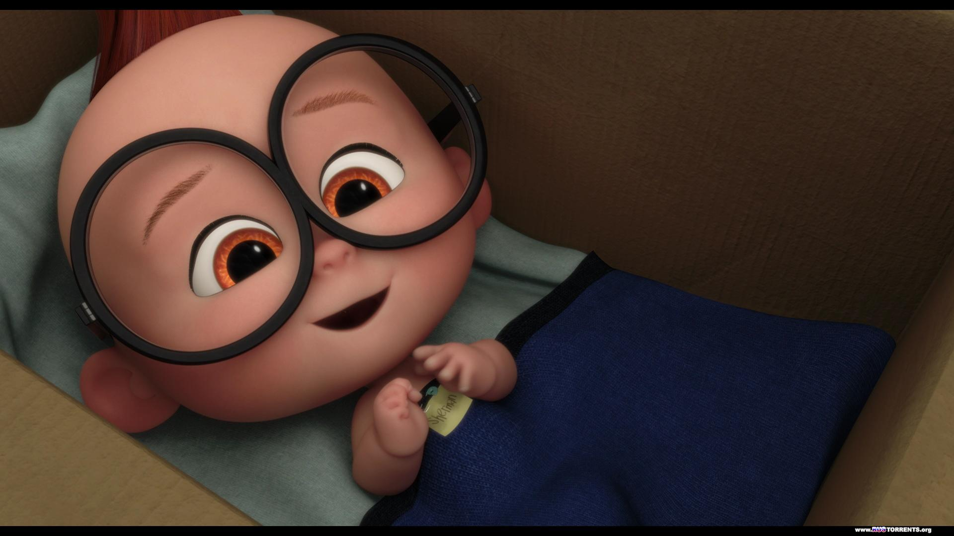 Приключения мистера Пибоди и Шермана | Blu-ray CEE 1080p | Лицензия