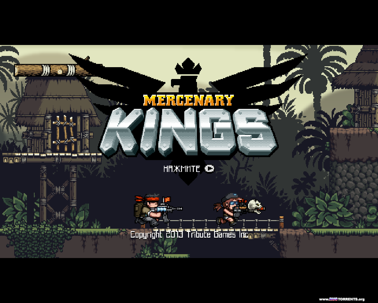 Mercenary Kings | ��