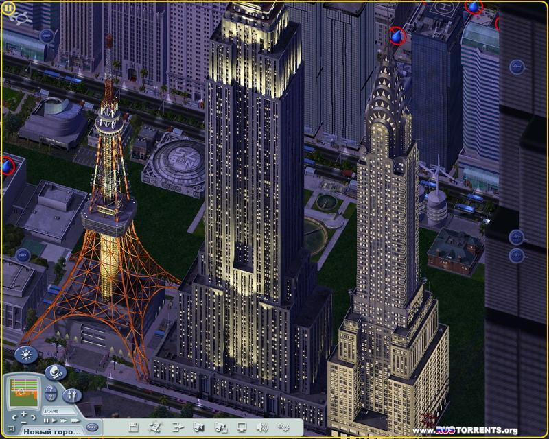 SimCity 4: Rush Hour | РС | Лицензия
