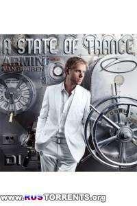 Armin van Buuren-A Sate of Trance 658