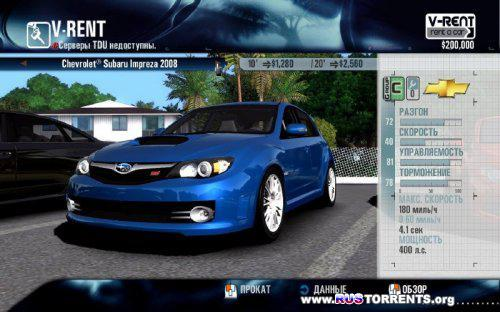 Test Drive Unlimited MOD  PC RePack