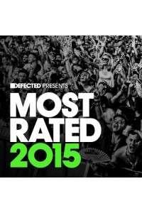 VA - Defected Presents: Most Rated 2015  | MP3