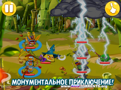 Angry Birds Epic v1.0.15 [mod]   Android