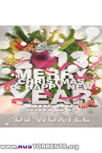 DJ Woxtel - Merry Christmas & Happy New Year 2013