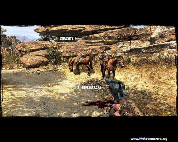Call of Juarez: Gunslinger | РС | RePack от Audioslave