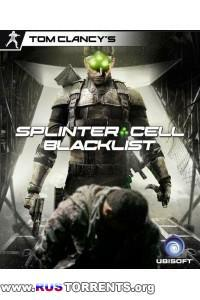 Tom Clancy's Splinter Cell: Blacklist [v1.1] | РС | Repack от R.G. Repackers
