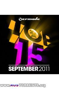 VA - Armada Top 15: September 2011