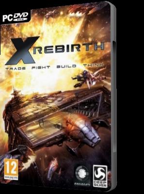 X Rebirth DOWNLOAD PC SUB ITA (2013)
