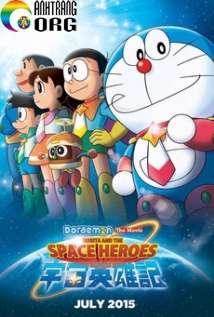 Đôrêmon: Nobita Và Những Siêu Anh Hùng Không Gian
