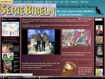 Besök Seriebibeln nu!