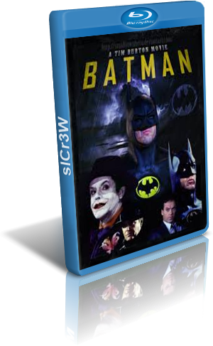 Batman (1989) FullHD 1080p Untouched TRUE-HD ENG/AC3 iTA-ENG