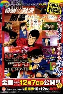 Thám Tử Lừng Danh Conan: Lupin 3 Và Thám Tử Conan 2