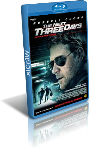 The next three days (2010) .mkv iTA-ENG Bluray 1080p x264