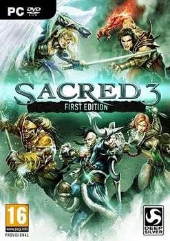 Sacred 3 reloaded tek link indir