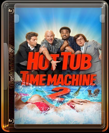 tub time machine 2 unrated