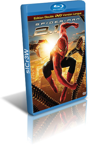 Sipider-man 2.1 (2004) .mkv iTA-ENG Bluray 576p x264