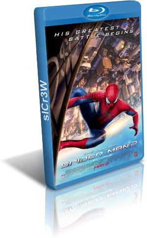 Sipider-man 2 (2004) .mkv iTA-ENG Bluray 576p x264