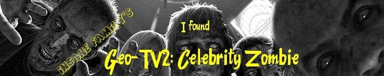 Celebrity Zombie