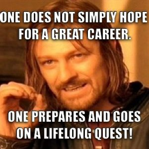 RHa5Y2 meme creator for ios \u2022 one does not simply hope for a great career