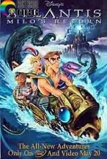 Atlantis: Sự Trở Lại Của Milo