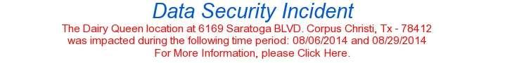 DataSecurityIncident