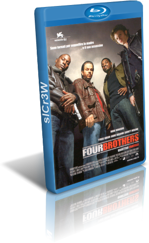 Four Brothers (2005) .mkv iTA Bluray 480p x264