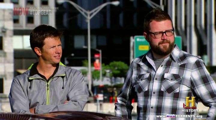Топ Гир Америка | Сезон 4, эпизоды 4 из 10 | HDTVRip