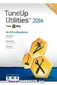 TuneUp Utilities 2014 14.0.1000.324 Final (RePack & Portable) by D!akov