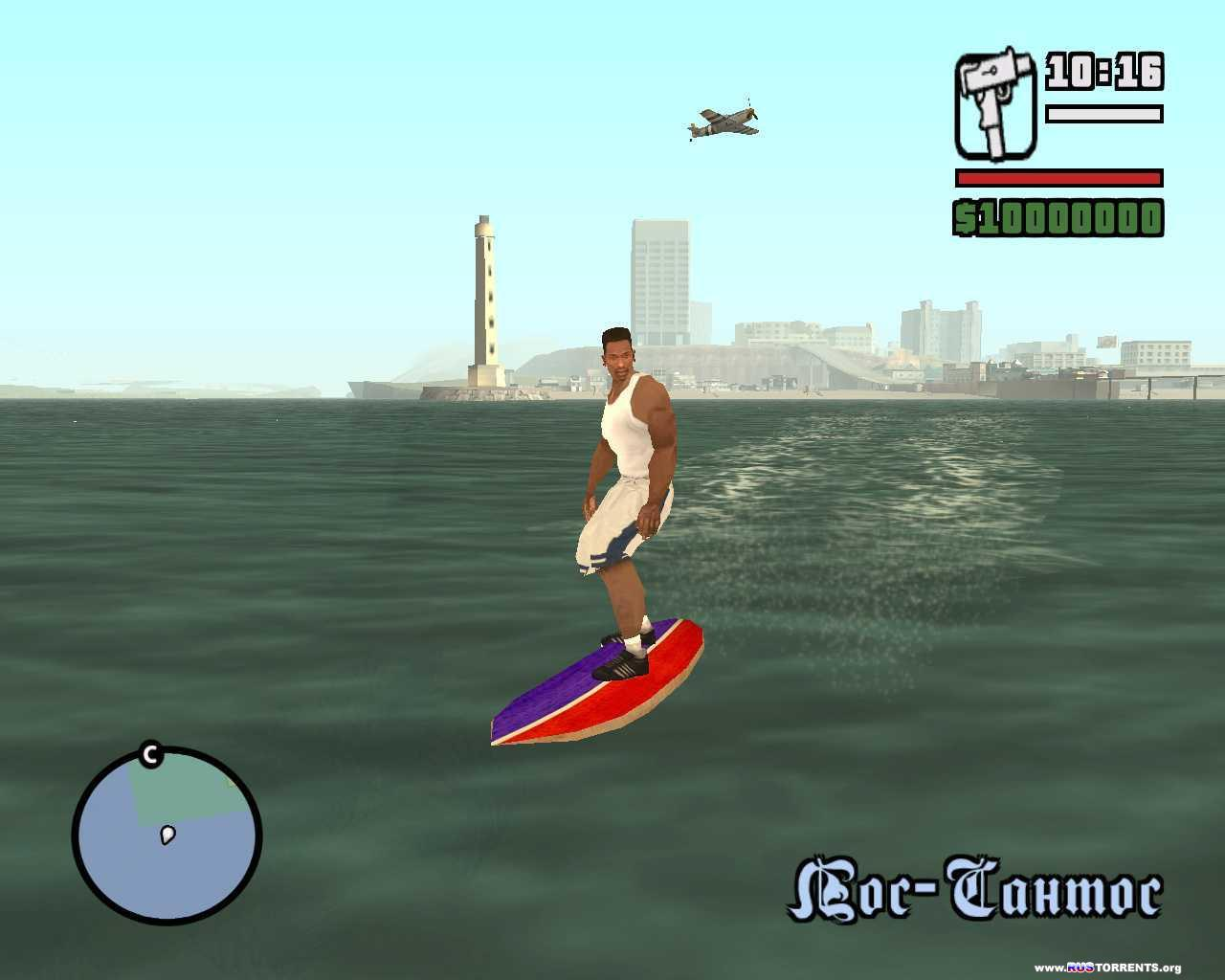 Grand Theft Auto: San Andreas | RePack by KloneB@DGuY