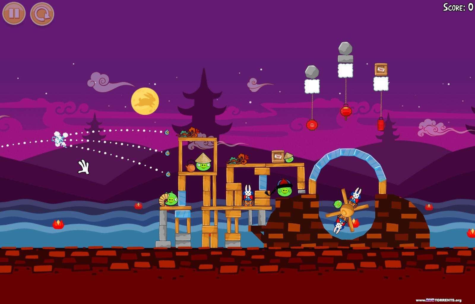 Angry Birds Seasons v2.1.0.