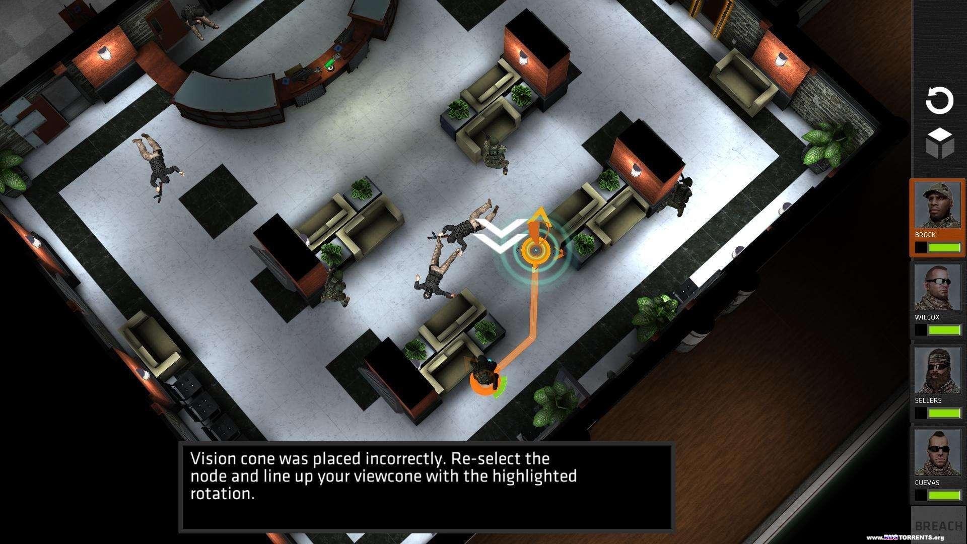 Breach & Clear (v.1.0) | PC | RePack от by XLASER