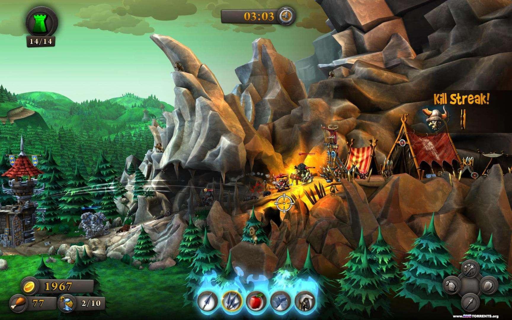 CastleStorm | PC | Steam-Rip от R.G. Игроманы