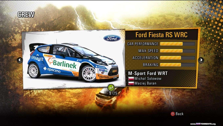 WRC Powerslide | PC | ��������