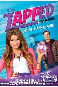 Zapped. Волшебное приложение | WEB-DLRip | Disney