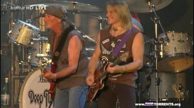 Deep Purple - Live Wacken | HDTVRip
