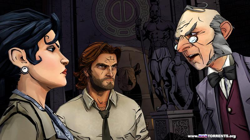 The Wolf Among Us: Episode 1 - 5 | PC | RePack от SEYTER