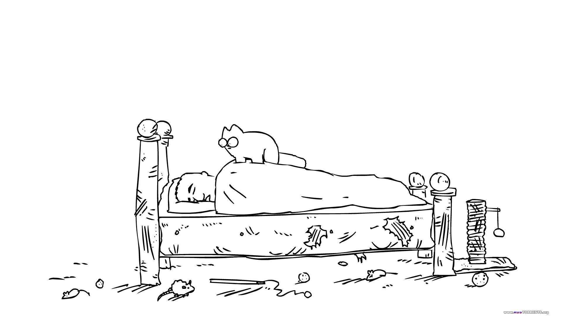 Кот Саймона [01-40] | WEB-DL 1080p