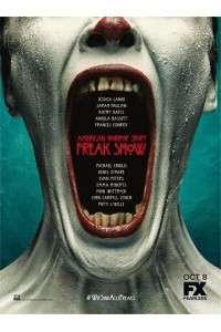 Американская история ужасов: Фрик-шоу [04 сезон: 01-13 серии из 13] | WEB-DL 720p | LostFilm, Кубик в Кубе
